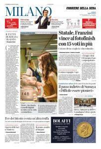 Corriere della Sera Milano - 29 Giugno 2018