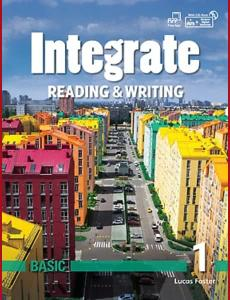 ENGLISH COURSE • Integrate Reading and Writing • Basic 1 (2017)