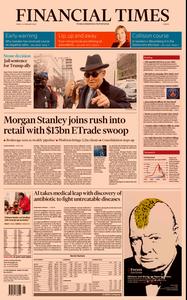 Financial Times Europe – 21 February 2020