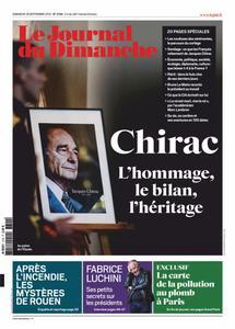 Le Journal du Dimanche - 29 septembre 2019