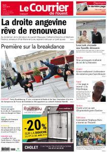 Le Courrier de l'Ouest Cholet – 04 juin 2019