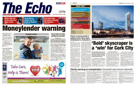 Evening Echo – October 15, 2020