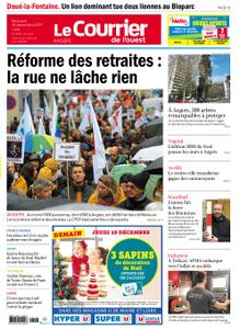 Le Courrier de l'Ouest Angers – 18 décembre 2019