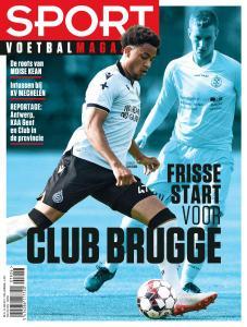 Sport Voetbal Magazine - 26 Juni 2019