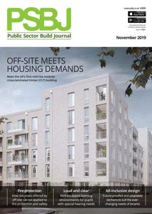 PSBJ Public Sector Building Journal - November 2019