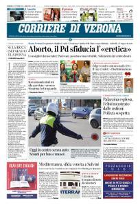 Corriere di Verona – 07 ottobre 2018