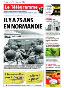 Le Télégramme Ouest Cornouaille – 05 juin 2019