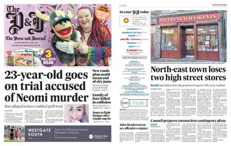 The Press and Journal Aberdeen – February 22, 2020