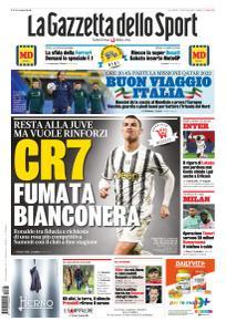 La Gazzetta dello Sport Nazionale - 25 Marzo 2021