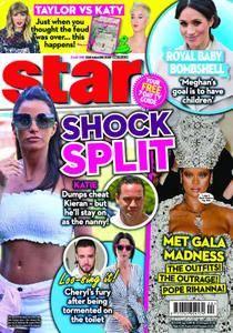 Star Magazine UK – 21 May 2018