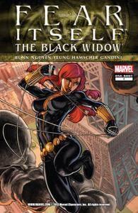 Fear Itself Black Widow 2011 Digital
