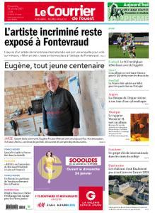 Le Courrier de l'Ouest Angers – 24 janvier 2021