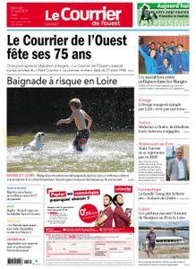 Le Courrier de l'Ouest Cholet – 21 août 2019