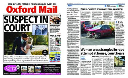 Oxford Mail – August 21, 2019