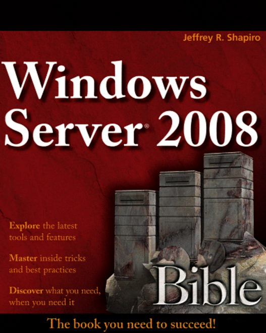 Windows Server 2008 Bible [Repost]