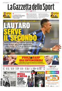 La Gazzetta dello Sport Bergamo – 14 luglio 2020