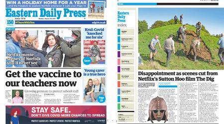 Eastern Daily Press – January 25, 2021