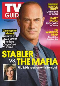 TV Guide – 29 March 2021
