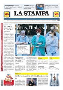 La Stampa Torino Provincia e Canavese - 23 Febbraio 2020