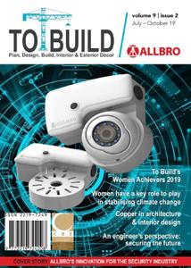 To Build - July-October 2019