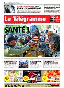 Le Télégramme Ouest Cornouaille – 20 mai 2021