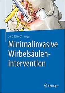 Minimalinvasive Wirbelsäulenintervention