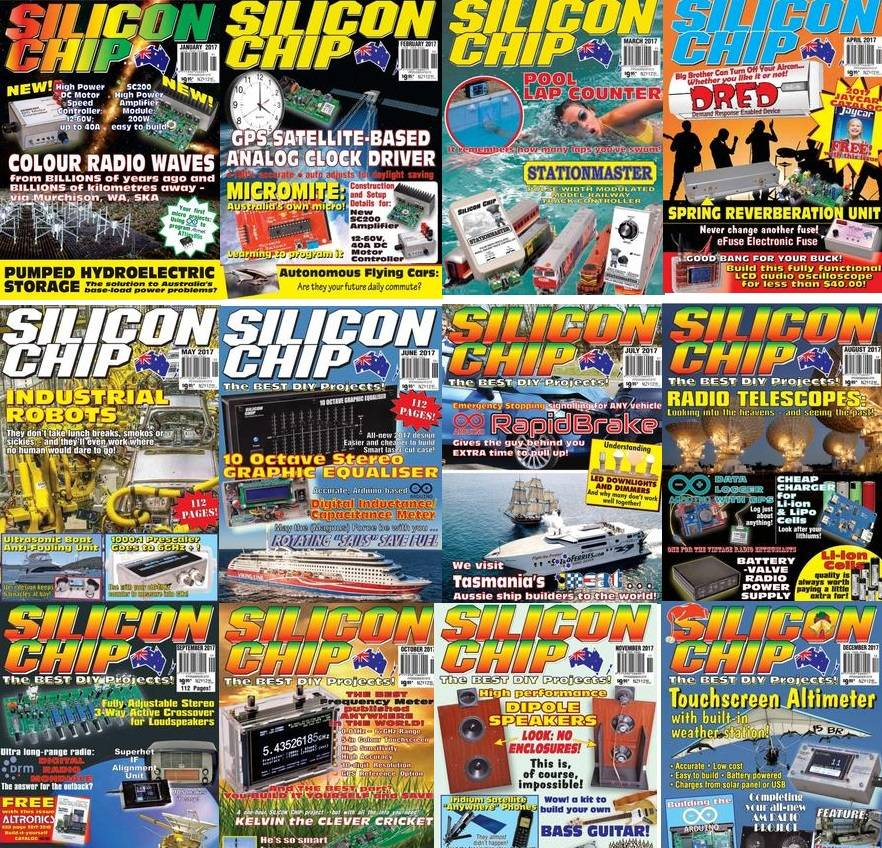Silicon Chip - Full Year 2017 Collection