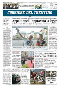 Corriere del Trentino – 06 giugno 2019