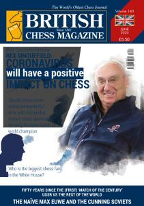 British Chess Magazine - June 2020