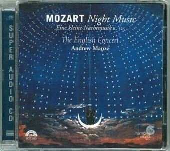 Mozart – Night Music (Andrew Manze & The English Concert) (2003) [SACD-R][OF]