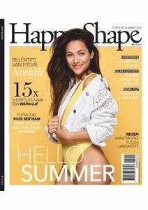 Happy in Shape – juli 2019