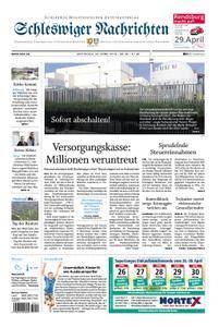 Schleswiger Nachrichten - 25. April 2018