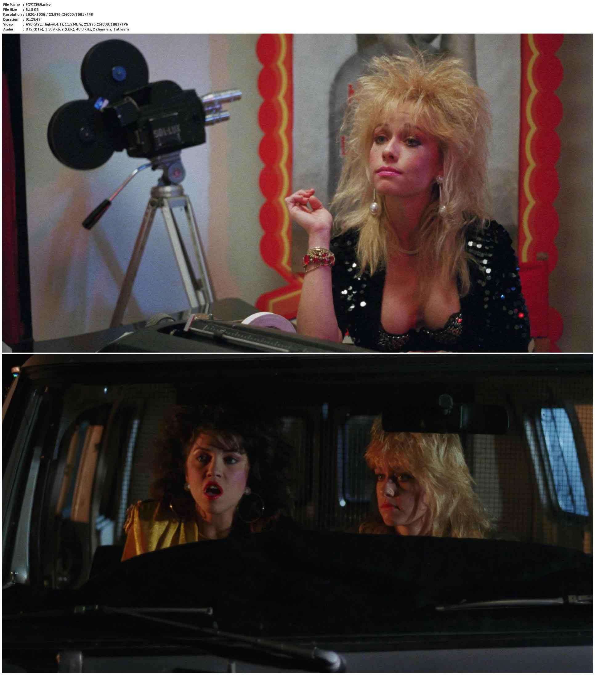 Vice Academy (1989)