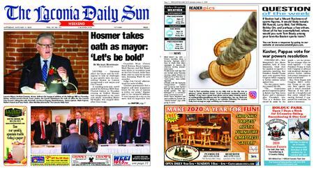 The Laconia Daily Sun – January 11, 2020