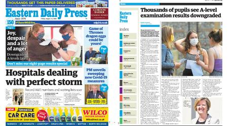 Eastern Daily Press – August 14, 2020