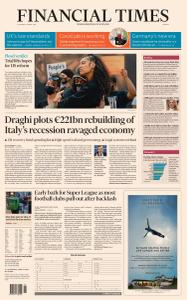 Financial Times Europe - April 22, 2021