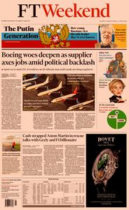 Financial Times UK – 11 January 2020