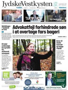 JydskeVestkysten Varde – 30. oktober 2018