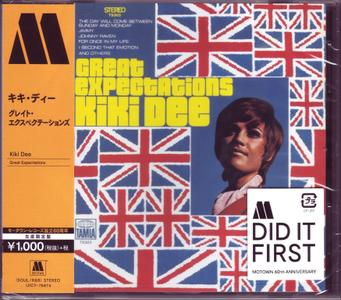 Kiki Dee - Great Expectations (1970) [2019, Japan]