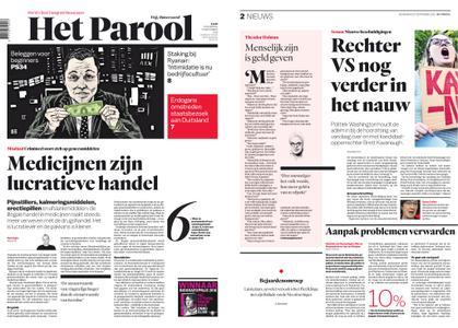 Het Parool – 27 september 2018