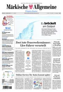 Märkische Allgemeine Prignitz Kurier - 02. Oktober 2019