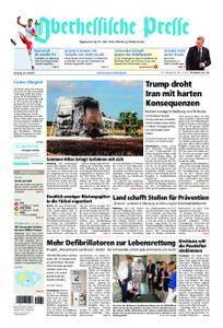 Oberhessische Presse Marburg/Ostkreis - 24. Juli 2018