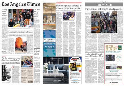 Los Angeles Times – November 30, 2019