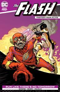 Couple more File 2 of 2 yEnc The Flash Fastest Man Alive 002 (2020) (Digital) (Zone Empire