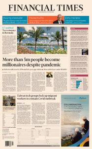 Financial Times Asia - June 23, 2021