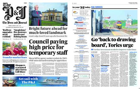 The Press and Journal Moray – January 07, 2019