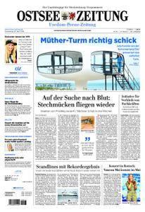 Ostsee Zeitung Wolgast - 26. April 2018