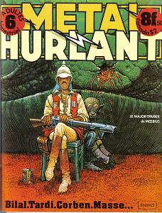 Métal Hurlant - Tome 6
