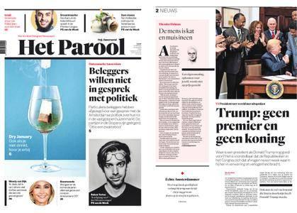 Het Parool – 13 januari 2018