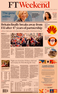 Financial Times Europe – 01 February 2020